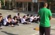 """Hải Phòng: Sở Giáo dục chính thức lên tiếng vụ học sinh bị """"phơi nắng"""""""