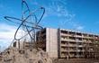 Bên trong bãi thử hạt nhân bí mật thời Liên Xô