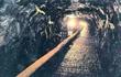 Bên trong đường hầm quân sự bí mật của Triều Tiên
