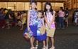 Con gái Trương Ngọc Ánh, Bình Minh nắm tay nhau thân thiết
