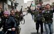 Syria: Lực lượng nổi dậy phản công dữ dội nhằm phá vỡ vòng vây