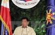 Tổng thống Philippines Rodrigo Duterte đọc Thông điệp quốc gia