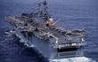 """Mỹ tuyên bố sẽ điều """"tàu sân bay"""" tấn công đổ bộ tới Nhật Bản"""