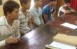 5 đối tượng tiếp tay cho lâm tặc triệt hạ rừng pơ mu ở Quảng Nam ra đầu thú