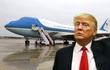 Khi chuyên cơ của Trump 'đối đầu' Air Force One