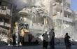 Pháp tố Syria tiến hành chiến tranh tổng lực nhắm vào dân thường
