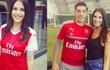 Nữ MC lột đồ nếu Arsenal vô địch Premier League