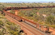 """""""Con quái vật khổng lồ"""" nhất ngành đường sắt thế giới, dài 7.300m và nặng 100.000 tấn"""