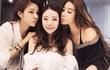 """Tấm ảnh khiến bạn """"lú lẫn"""" về tuổi tác thực sự của 3 người phụ nữ xinh đẹp!"""