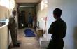 Thai phụ được phát hiện trong tư thế treo cổ ở phòng ngủ