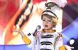 Bản sao nhí của Taylor Swift khiến khán giả truyền hình chết mê