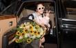Trở về từ Cannes, Lý Nhã Kỳ được đón bằng siêu xe 40 tỷ