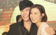 Nathan Lee hát chúc mừng sinh nhật nữ diễn viên TVB