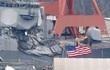 Thuyền trưởng tàu hàng Philippines: Chiến hạm Mỹ đột ngột chen đường, phớt lờ cảnh cáo