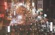 TP. HCM: Hàng nghìn người dân và du khách ùn ùn đổ về phố đi bộ Bùi Viện trong ngày khai trương
