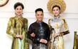 Nhà thiết kế Nhật Dũng tặng áo dài cho Bảo tàng Phụ nữ Nam Bộ