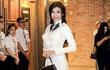 Bà xã Lương Thế Thành khoe vẻ đẹp dịu dàng với áo dài truyền thống
