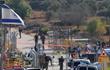 1 người Palestine nổ súng bắn chết 3 cảnh sát Israel ở Bờ Tây