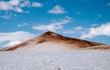 24h qua ảnh: Tuyết phủ trắng sa mạc Sahara