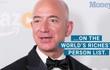"""Ông chủ tập đoàn thương mại điện tử Amazon sắp """"đuổi kịp"""" Bill Gates?"""