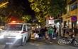 Tài xế xe cứu thương gây tai nạn rồi bỏ chạy ở Hà Nội đến công an trình diện
