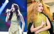 Hot girl The Voice 2017 - Huyền Dung thu hút sự chú ý vì diện đầm giống Mỹ Tâm