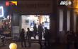 Hiện trường vụ nổ súng trước quán cà phê ở Hà Nội