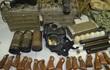 Hành khách Đài Loan mang lượng lớn vũ khí quân sự khi lên máy bay