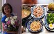 Mâm cơm mẹ chồng Hà Thành nấu cho con dâu ở cữ gây sốt vì quá đặc biệt