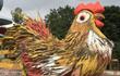 """Cận cảnh """"gà như chim sâu"""" trong gói 3 tỷ đồng ở Quảng Ngãi"""