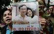 Cựu Thủ tướng Thái Lan Thaksin tái xuất sau nhiều ngày im tiếng