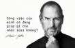 Làm theo lời khuyên của đối thủ, Steve Jobs đã biến Apple thành đế chế, cạnh tranh và vượt mặt Samsung