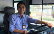 Vị khách xấu tính trên xe buýt và chuyện tài xế đi vệ sinh cũng phải xin phép
