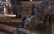 Xe con gây tai nạn liên hoàn tại Hạ Long
