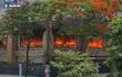 Hải Phòng: Cháy lớn tại công ty cáp điện