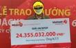 Chia sẻ bất ngờ của người đàn ông vừa trúng số 24 tỷ đồng