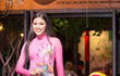 Nguyễn Thị Thành tái xuất với vai trò người mẫu