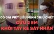 [Mutex] Cô gái Việt liều mình chịu chết cứu 2 em khỏi tay kẻ sát nhân tại Lào