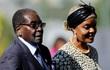 Để vợ tiếm quyền - tội nặng nhất của Tổng thống Zimbabwe Mugabe