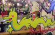 Trào lưu sáng tạo với 'rồng Pikachu' tràn ngập khắp nơi