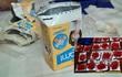 Bắt 2 đối tượng giấu 6.000 viên ma túy tổng hợp trong hộp sữa