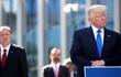 Tổng thống Trump chỉ trích các nước NATO không đóng tài chính đầy đủ