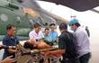 Trực thăng Mi-8 được huy động cho nhiệm vụ đặc biệt