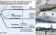 Bất thường khi Mỹ điều tàu sân bay thứ 3 đến Triều Tiên: Sắp có biến cố?