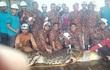 Bắt được cá sấu dài 6 mét, nặng một tấn sau 11 giờ săn đuổi