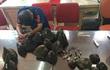 Hà Nội: Bắt giữ đối tượng cất giữ 18 khúc sừng tê giác