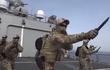 """Video: Trình độ """"múa dao"""" điêu luyện của biệt đội SEAL phiên bản Hàn Quốc"""