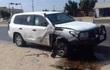 Đoàn xe của Liên hợp quốc bất ngờ bị tấn công tại Libya