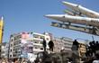 Iran xây nhà máy tên lửa ở Syria