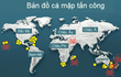 """Từ vụ """"người ôm cá mập"""" ở Quảng Ninh: Đây là tấm bản đồ đáng sợ bậc nhất thế giới!"""